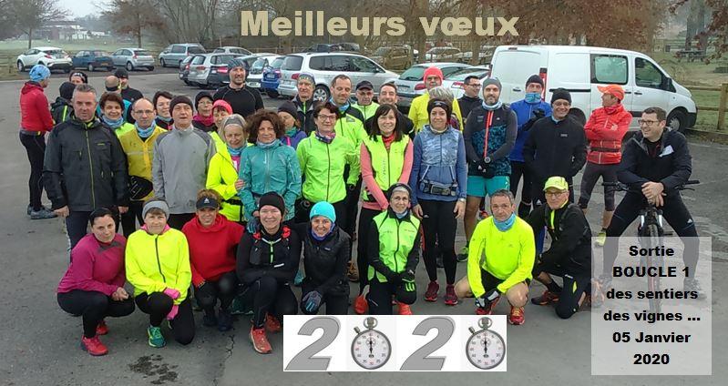La Section Loire Divatte vous souhaite une EXCELLENTE ANNEE 2020