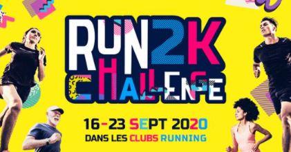 Participez au RUN2K Challenge