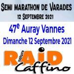 Varades --- Auray Vannes --- Raid Caffino 2021 Multisports (12 Septembre 21)